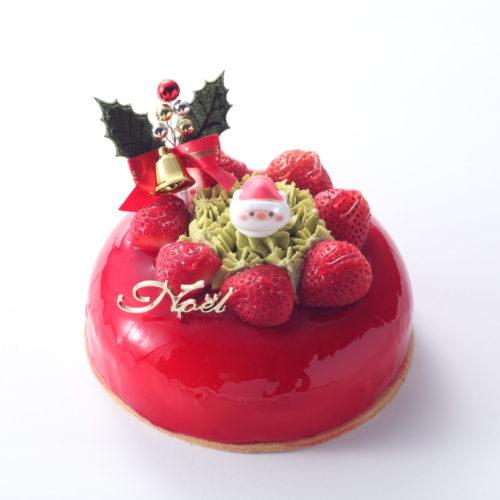 クリスマスケーキ パティスリールルット