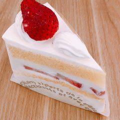 イチゴショートケーキ|パティスリールルット